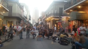 If you think of jazz you should be thinking New Orleans and this picture captures that essence of the big easy perfectly in my opinion.