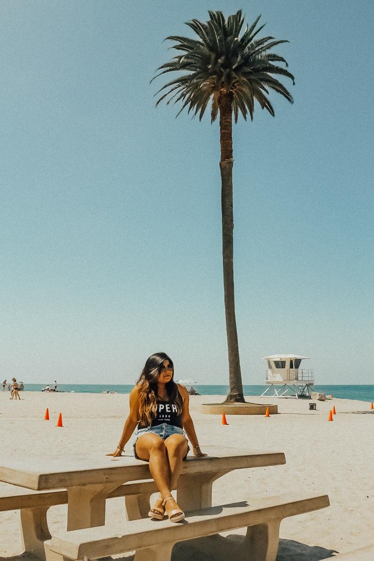 Moonlight Beach, Encinitas, California